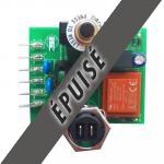 Carte électronique 10 Amps Type Duovac Qcompact, Kompact et Simplici-t