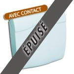 Prise d aspiration centralisee ALDES Modele EASY avec contact