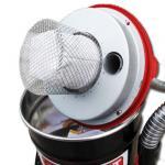 Bidon vide cendres chaudes décolmatant CENEHOT SUR ROUES à moteur électrique 950W,18L pour aspirer les cendres chaudes des cheminées, des poêles à bois ou à granulés