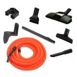 Trousse 7 accessoires + 1 flexible anti-écrasement de 9 m