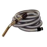 Flexible aspiration centralisée standard gris de 6 mètres