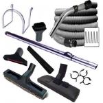 Trousse 8 accessoires + 1 flexible standard 11 m