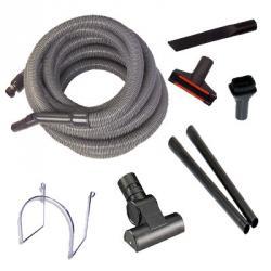 Trousse garage aspiration centralisée gris 10 ML Premium
