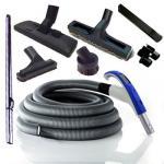 Set 7 accessoires + 1 flexible 12,20 m RETRAFLEX
