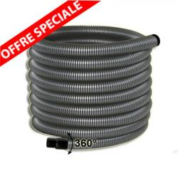 Flexible standard PH 18 m rétractable dans le mur, compatible RETRAFLEX