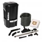 aspirateur central ALDES Pack C  Cleaner Garantie 2 ANS jusqu'à 300 m²   set de nettoyage Ref  11071100