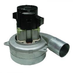 Moteur pour centrales d aspiration cyclovac DL3510SV et GX910SV moteur de droite en etant face à l appareil Cyclovac FMCY350302