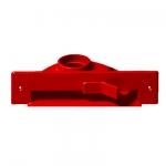 Clapet de cuisine rouge
