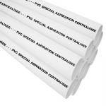 6,90 m de tuyau PVC spécial Aspiration