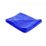 Microfibre Soft entretien courant bleue 40 x 40