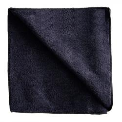 Microfibre Soft entretien courant Noir 40 x 40